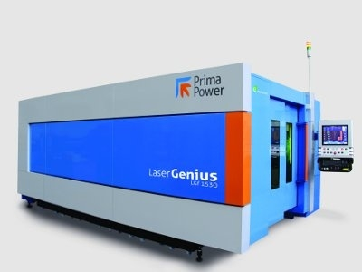 laser 2d Genius prima power