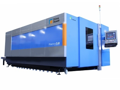 laser 2d Platino prima power macchina