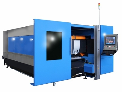 laser 2d Platino prima power macchina aperta