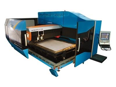 laser 2d zaphiro prima power macchina