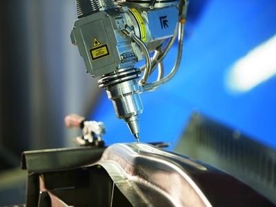 the next laser 3d fibra dettaglio